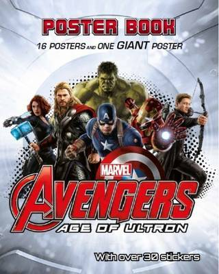 Marvel Avengers: Age of Ultron Poster Book