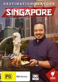 Destination Flavour - Singapore on DVD