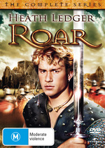 Roar - The Complete Series on DVD