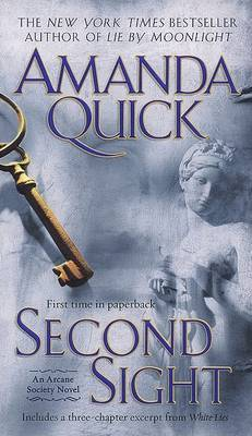 Second Sight (Arcane Society Series #1) by Amanda Quick image