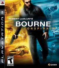 The Bourne Conspiracy for PS3