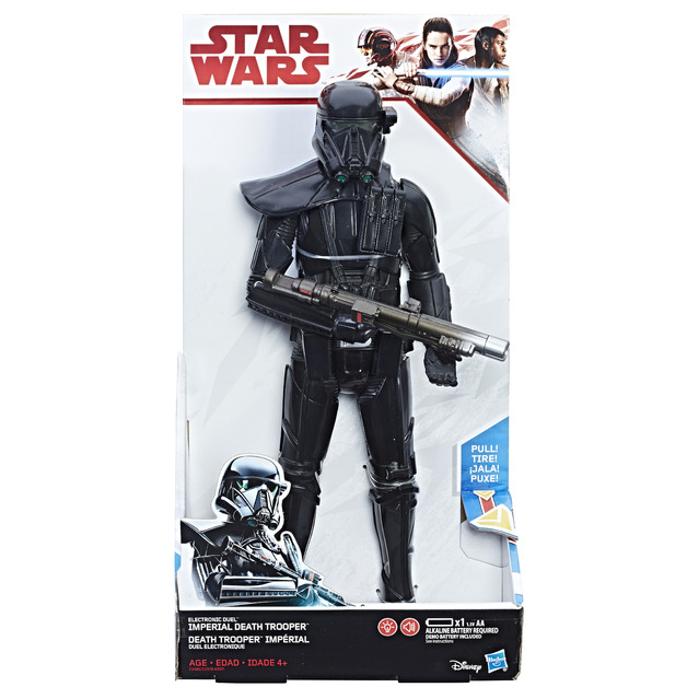 Star Wars: Electronic Figure - Imperial Death Trooper