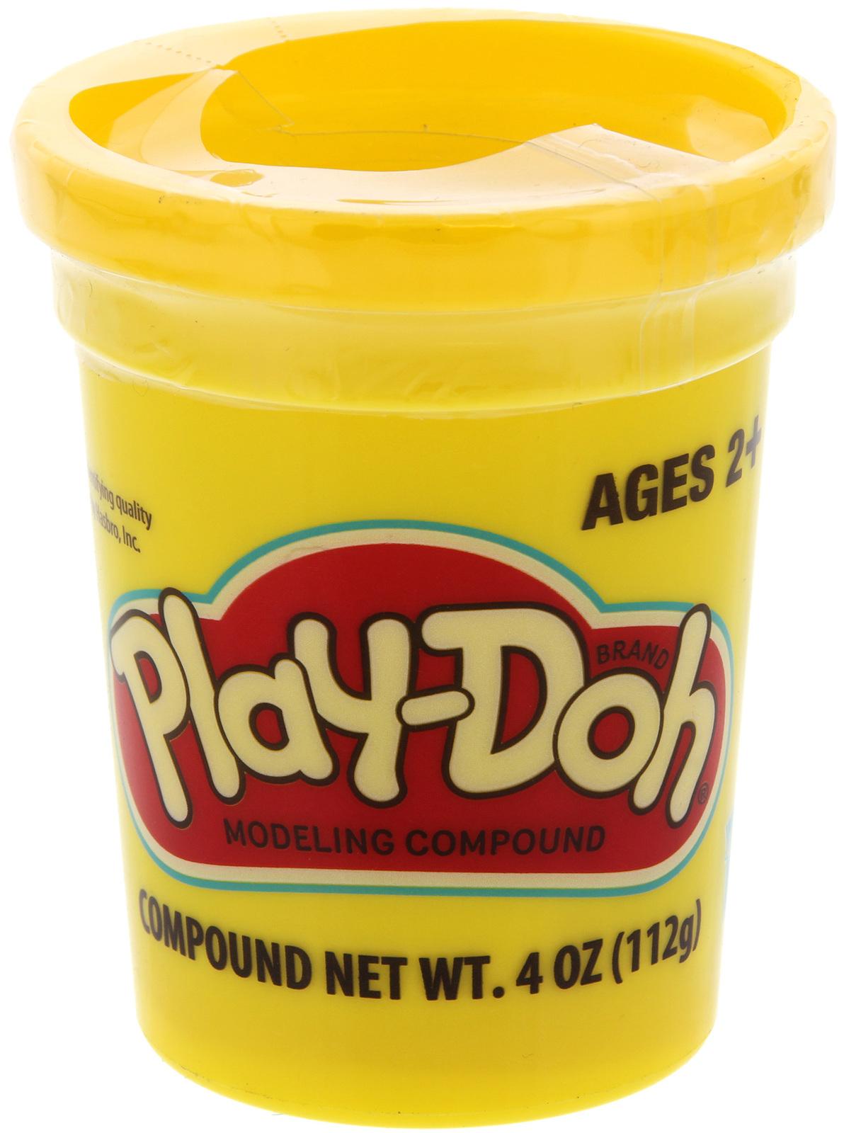 Play-Doh: Single Tub - Yellow image