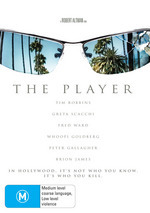 The Player on DVD
