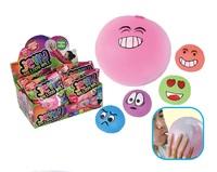 Emoji Balloon Ball - (Assorted Designs)