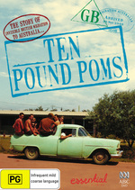 Ten Pound Poms  on DVD