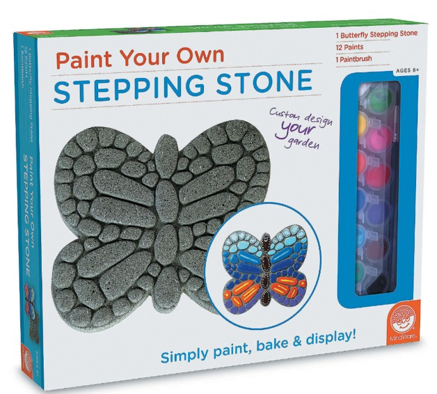 Mindware Create: Paint Your Own - Butterfly Stepping Stone