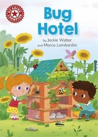 Reading Champion: Bug Hotel by Jackie Walter