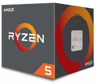 AMD Ryzen 5 3400G 3.7GHz CPU image