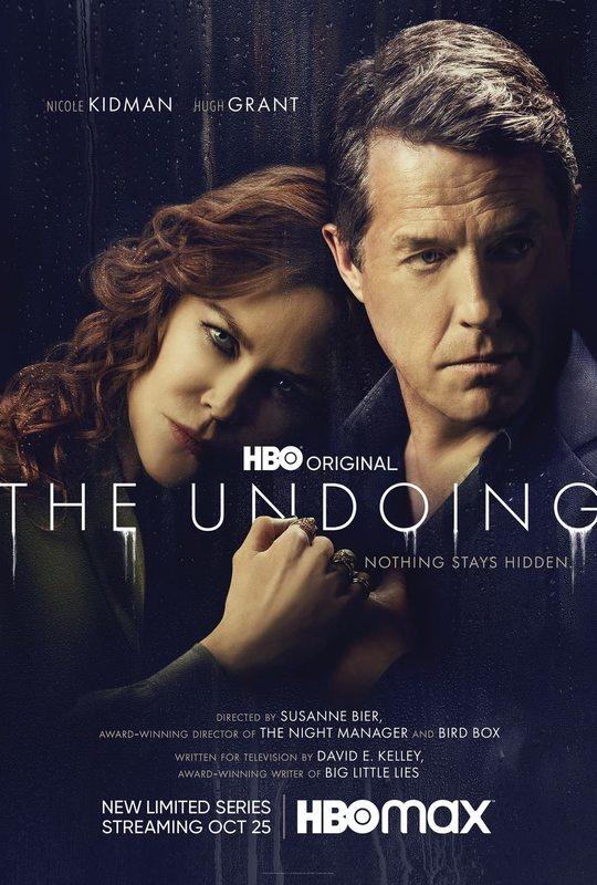 The Undoing on DVD