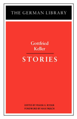 Stories by Gottfried Keller image
