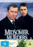 Midsomer Murders - Complete Season 3 (Single Case ) on DVD