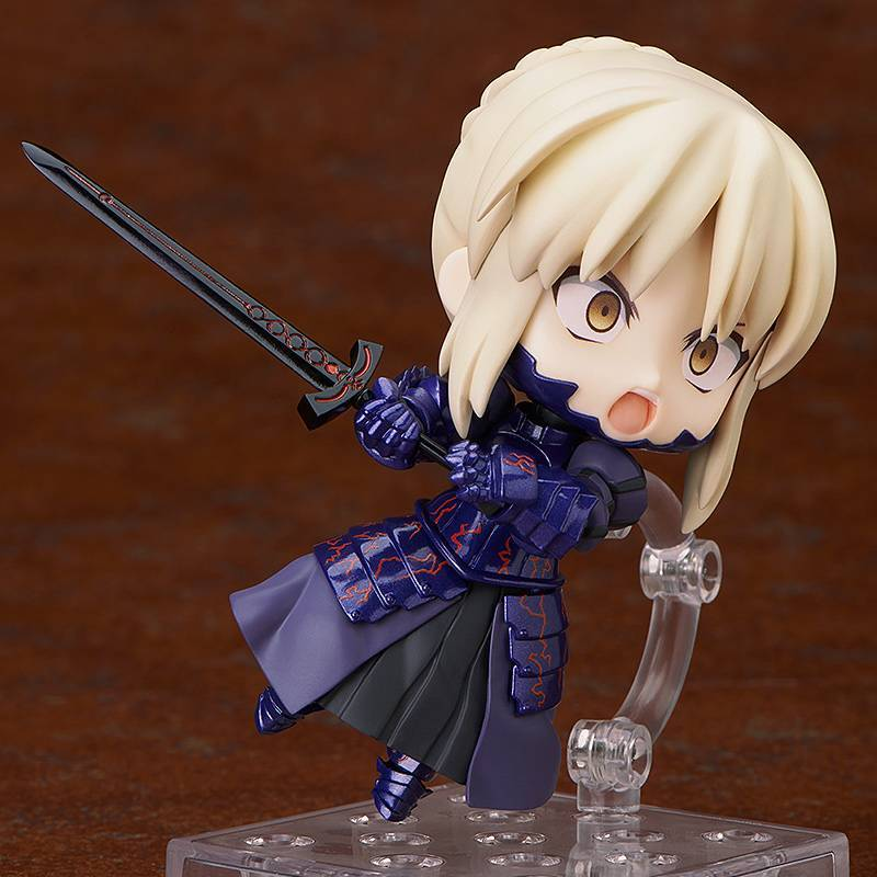 Fate/Stay Night: Saber Alter - Nendoroid Figure image