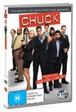 Chuck - The Complete Season 5 DVD