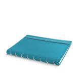 Filofax - A5 Notebook - Aqua
