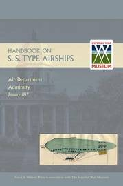 Handbook on S.S. Type Airships 1917 by Air Department Admiralty January 1917 image