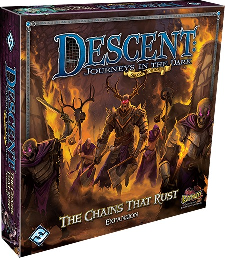 Descent: The Chains That Rust - Expansion