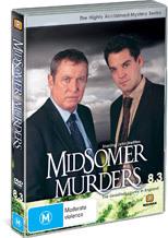 Midsomer Murders - Vol. 8.3 on DVD