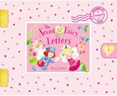 The Secret Fairy Letters by Penny Dann image