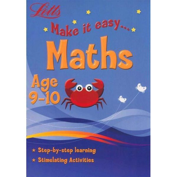 Make it easy Maths Age 9 - 10 image