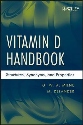 Vitamin D Handbook by G.W.A. Milne image