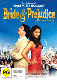 Bride And Prejudice on DVD image