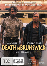 Death In Brunswick - Collectors Edition (2 Disc Set) on DVD