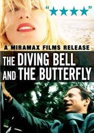 The Diving Bell and the Butterfly on DVD image