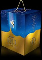 Walt Disney Gold Collection (10 Disc Gift Box) on DVD