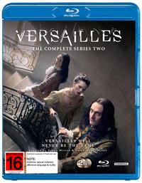 Versailles Season 2 on Blu-ray