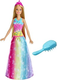 Barbie: Dreamtopia - Brush 'n Sparkle Princess Doll