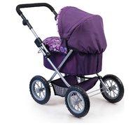 Bayer: Trendy Dolls Pram - Dark Purple