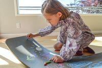 Kinderfeet: Kinderboard - Multi-Purpose Toy (Chalkboard) image