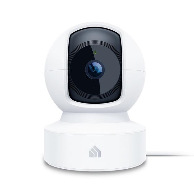 TP-Link Kasa Spot Home Security Camera with Pan/Tilt