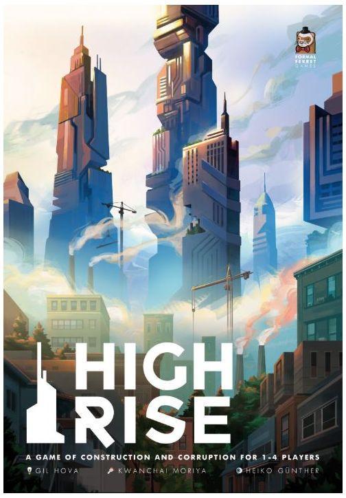 High Rise - Board Game
