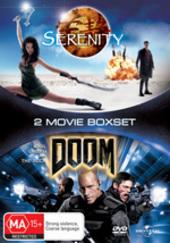 Doom / Serenity Box Set on DVD