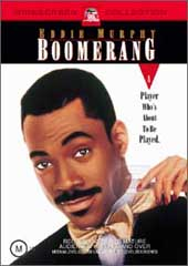 Boomerang on DVD