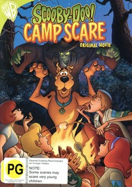 Scooby-Doo! - Summer Camp Scare on DVD