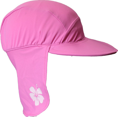 Flap Hat Banz (Pink Medium) image