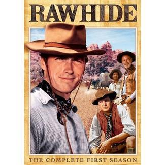 Rawhide - The Complete 1st Season (7 Disc Set) on DVD