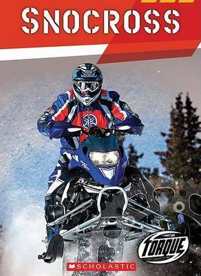 Snocross by Ray McClellan