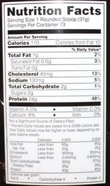 Optimum Nutrition Gold Standard 100% Whey - French Vanilla (2.27kg)