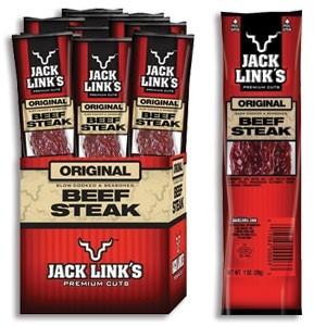 Jack Link's Original Beef Steak   at Mighty Ape NZ