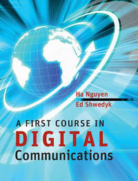 A First Course in Digital Communications by Ha Hoang Nguyen image