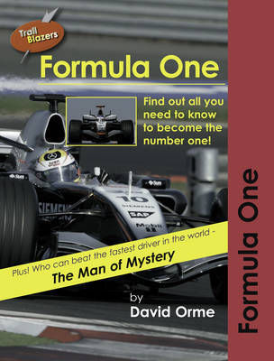 Formula One: v. 8 by David Orme image