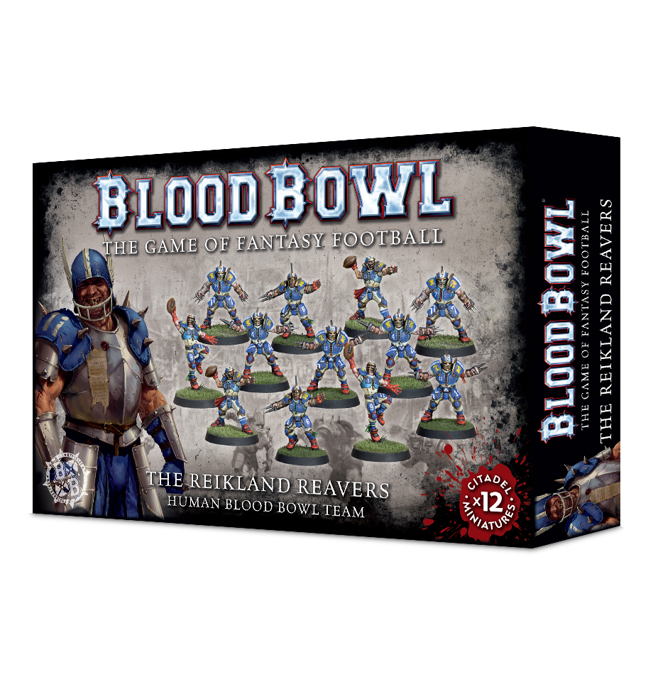 Blood Bowl: Reikland Reavers image