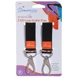 Strollerbuddy® 2 Ezy-Loop Stroller Clips
