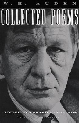 Collected Poems by W.H. Auden