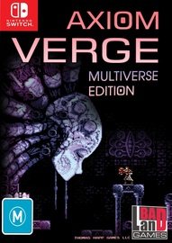 Axiom Verge Multiverse Edition for Nintendo Switch