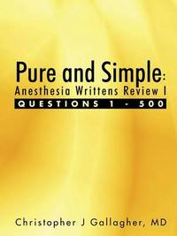 Pure and Simple by MD Christopher J Gallagher